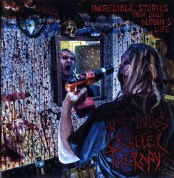 INFECTIOUS CATHETER THERAPY - Incredible Stories From Daily Human's Life CD Brutal Death Metal