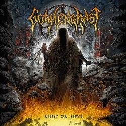 GORMENGHAST - Resist or Serve CD Death Metal