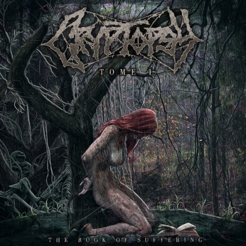 CRYPTOPSY - The Book Of Suffering: Tome I LP Technical Brutal Death Metal