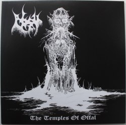 ABSU - The Temples Of Offal / Return Of The Ancients LP Black Thrash Metal