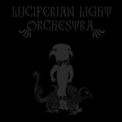 LUCIFERIAN LIGHT ORCHESTRA - Black EP MLP Dark Metal