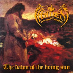 HADES - The Dawn Of The Dying Sun LP Viking Metal