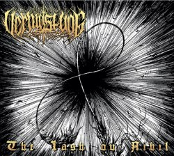 VERWUSTUNG - The Lash ov Nihil Digi-CD Black Thrash Metal
