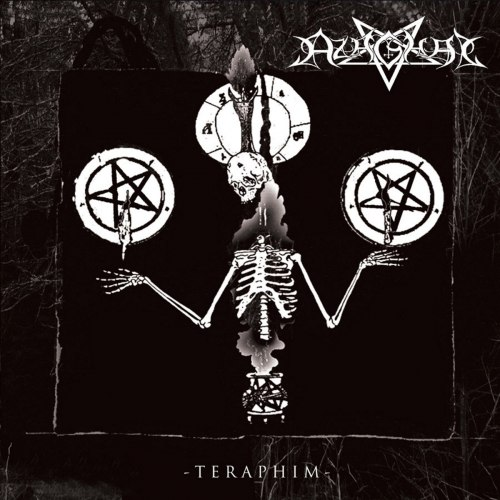 AZAGHAL - Teraphim CD Black Metal