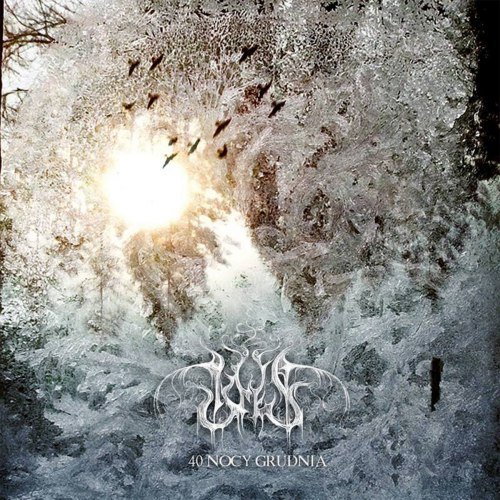 KRES - 40 Nocy Grudnia CD Dark Metal