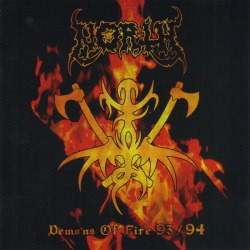 NORTH - Demo'ns Of Fire 93/94 CD Pagan Metal