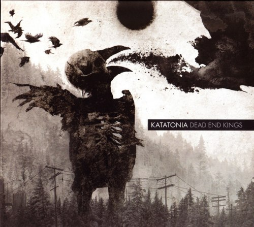 KATATONIA - Dead End Kings Digi-CD Doom Metal
