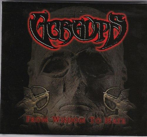 GORGUTS - From Wisdom To Hate / Obscura Digi-2CD Progressive Death Metal