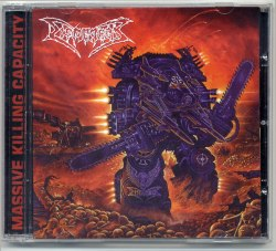 DISMEMBER - Massive Killing Capacity CD Death Metal