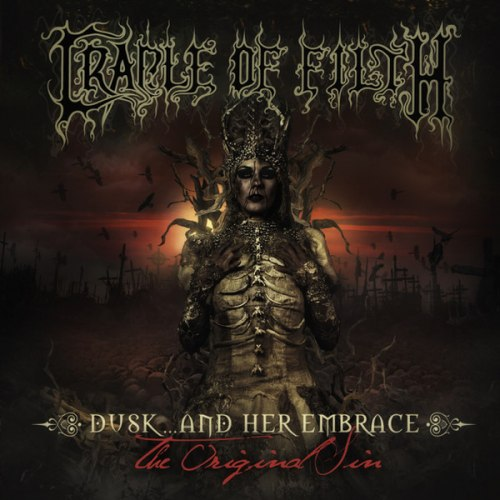 CRADLE OF FILTH - Dusk... And Her Embrace - The Original Sin CD Symphonic Metal