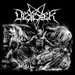 DESASTER - The Arts Of Destruction CD Black Thrash Metal
