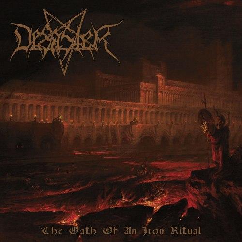 DESASTER - The Oath of an Iron Ritual CD Black Thrash Metal