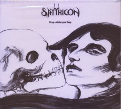 SATYRICON - Deep Calleth Upon Deep Digi-CD Blackened Metal