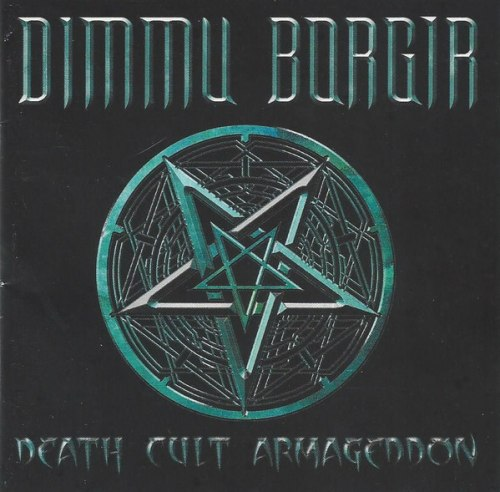 DIMMU BORGIR - Death Cult Armageddon CD Symphonic Metal