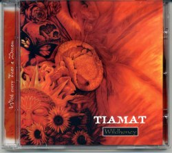 TIAMAT - Wildhoney CD Dark Metal