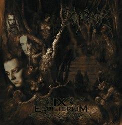 EMPEROR - IX Equilibrium Digi-CD Symphonic Black Metal