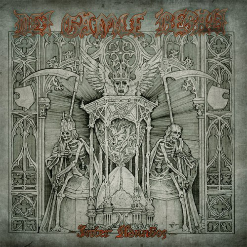 DET GAMLE BESATT - Inter Mundos Digi-CD Black Metal