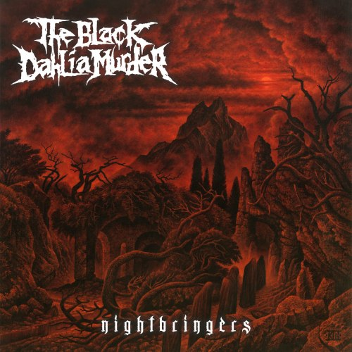 THE BLACK DAHLIA MURDER - Nightbringers CD MDM