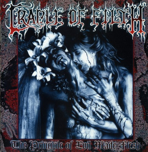 CRADLE OF FILTH - The Principle Of Evil Made Flesh CD Symphonic Metal