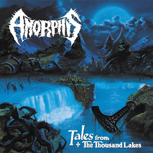 AMORPHIS - Tales From The Thousand Lakes / Black Winter Day CD Dark Metal