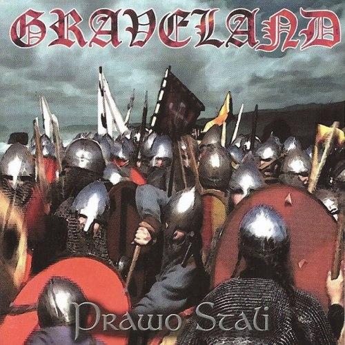 GRAVELAND - Prawo Stali CD Heathen Metal