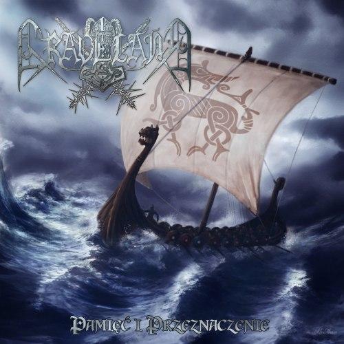 GRAVELAND - Pamięć i Przeznaczenie CD Pagan Metal