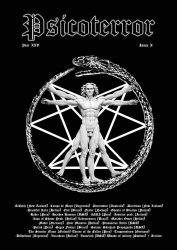 PSICOTERROR - #10 Журнал Black Metal