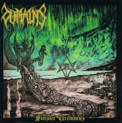 DOMAINS - Sinister Ceremonies CD Death Metal