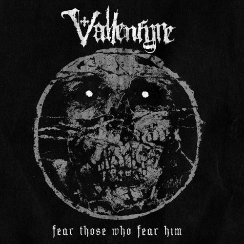 VALLENFYRE - Fear Those Who Fear Him CD Death Doom Metal