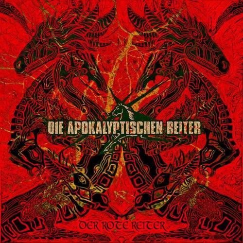 DIE APOKALYPTISCHEN REITER - Der Rote Reiter CD Folk Metal