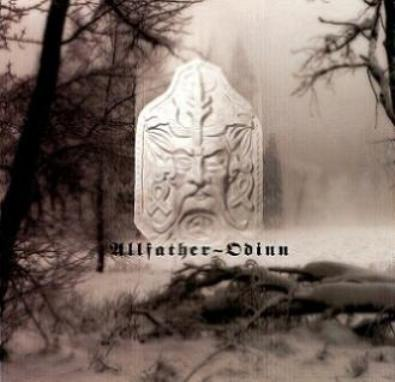 ALLFATHER ODINN - Allfather Odinn CD Pagan Metal
