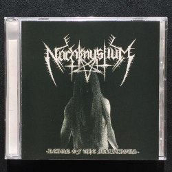 NACHTMYSTIUM - Reign Of The Malicious CD Black Metal