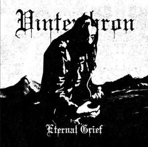 VINTERTHRON - Eternal Grief CD Black Metal