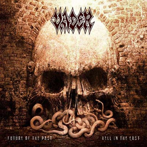 VADER - Future Of The Past II - Hell In The East Digi-CD Death Metal