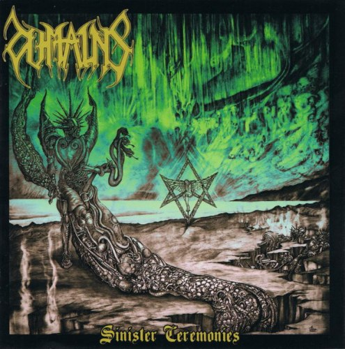 DOMAINS - Sinister Ceremonies LP Death Metal