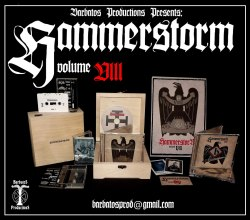 V/A - Hammerstorm vol. VIII CD NS Metal