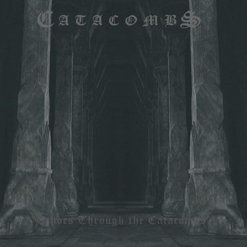 CATACOMBS - Echoes Through the Catacombs MCD Funeral Death Doom Metal