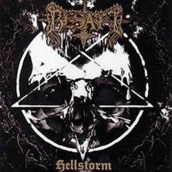 BESATT - Hellstorm CD Black Metal