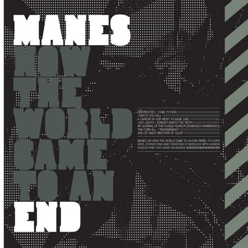 MANES - How The World Came To An End CD Avantgarde Music