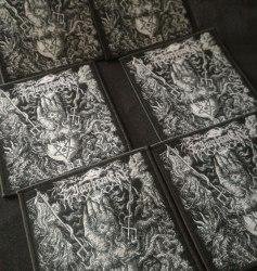VULTURINE - Tentácvlos Da Aberração Нашивка Black Metal