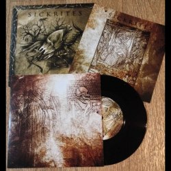 "SICKRITES - The Deathscape Raids 7""EP Death Metal"