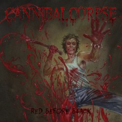 CANNIBAL CORPSE - Red Before Black Digi-CD Brutal Death Metal