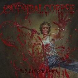 CANNIBAL CORPSE - Red Before Black Digi-CD Brutal Death Metal