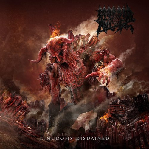 MORBID ANGEL - Kingdoms Disdained Digi-CD Death Metal