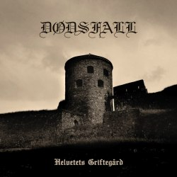 DODSFALL - Helvetets griftegård CD Black Metal