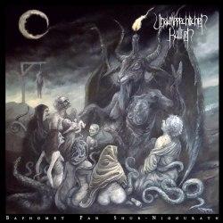 UNAUSSPRECHLICHEN KULTEN - Baphomet Pan Shub-Niggurath CD Death Metal