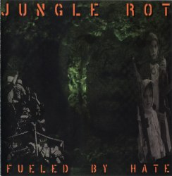 JUNGLE ROT - Fueled By Hate CD Death Metal