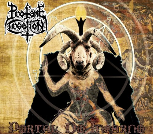 PROFANE CREATION - Portal do Inferno Digi-CD Black Metal