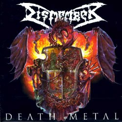 DISMEMBER - Death Metal CD Death Metal