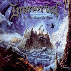 IMMORTAL - At The Heart Of Winter CD Nordic Metal